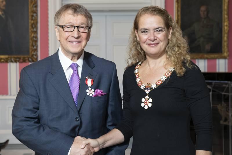 Alan Andrews, Order of Canada
