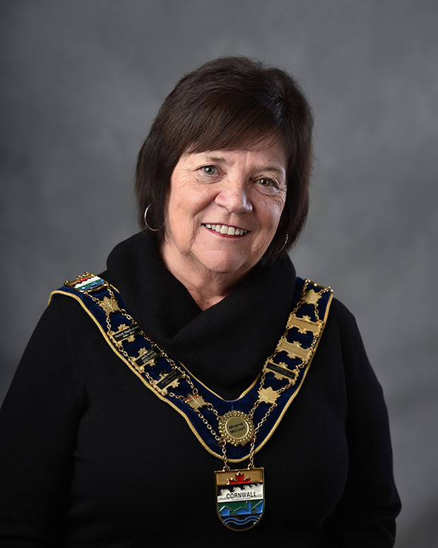 Mayor Minerva McCourt