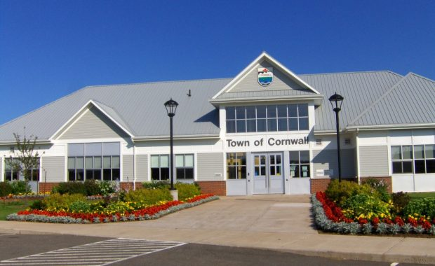 Town Hall Cornwall