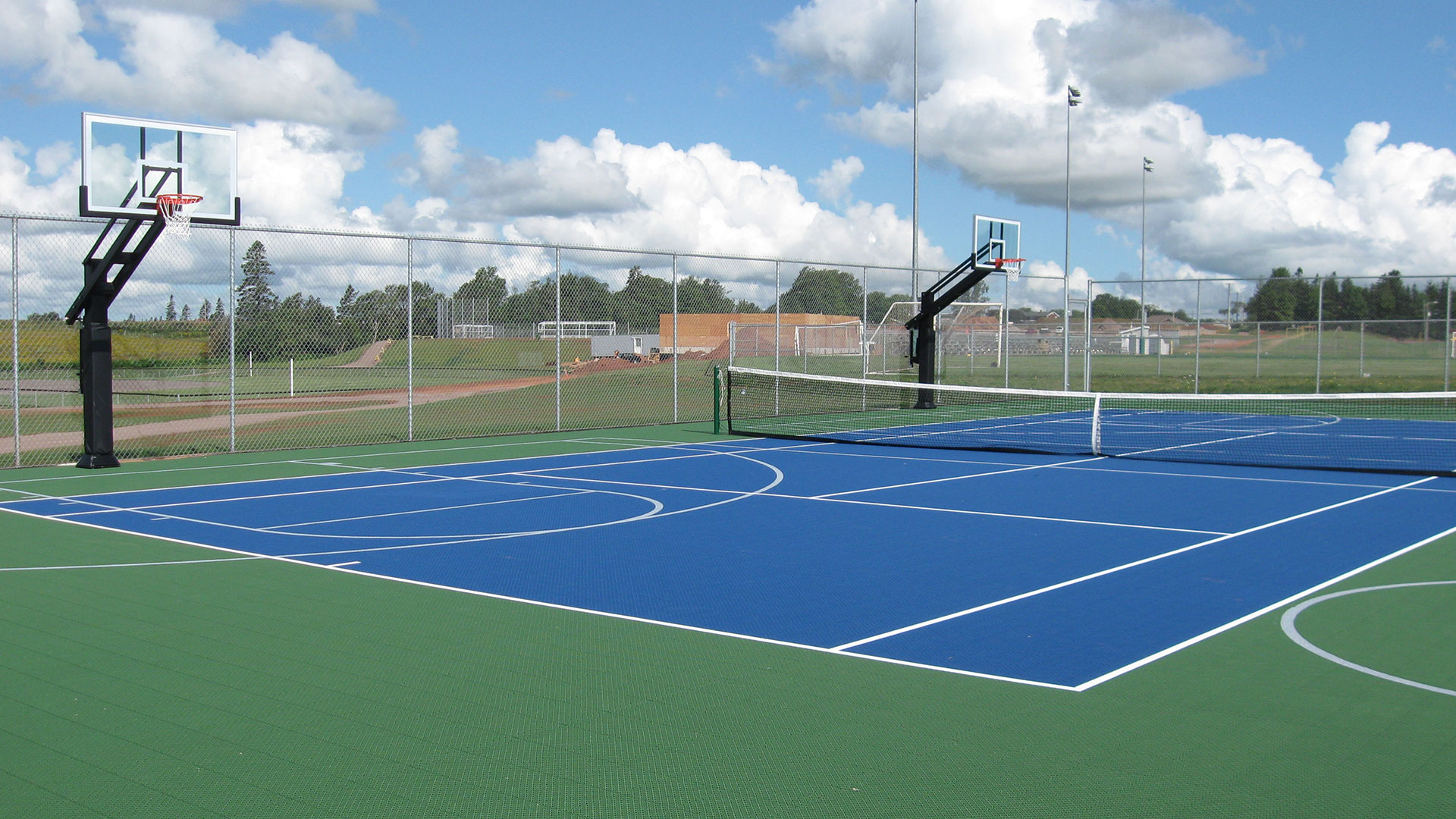 Terry Fox Centre Tennis Courts